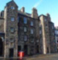 Candlemaker Hall Grasmarket Edinburgh