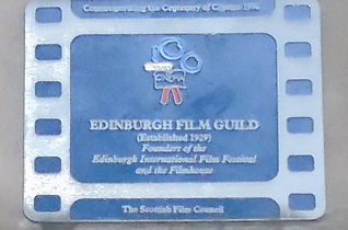 film house plaque lothian road edinburgh
