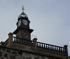 Clock Tower Stuart House Eskmills Mussel