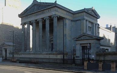 Royal College of Surgeons Museum Nicolson Street Edinburgh
