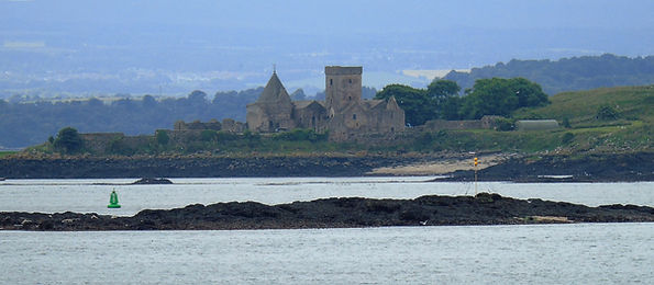 Inchcolm Island Forth Boat Tours East lothian