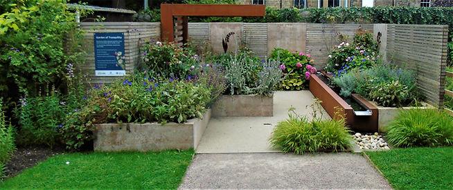 Garden of Tranquillity RBGE Botanic Gardens Edinburgh