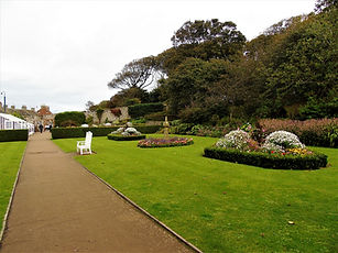 Lodge Park Rose Gardens North Berwick