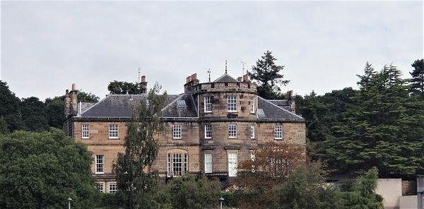 Ravelston House. Mary Erskine School for