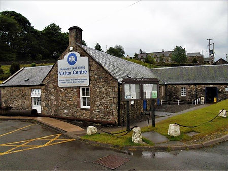 Wanlockhead Visitor Centre and Museum.