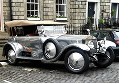 wedding car Hire, Rolls Royce, Vintage C