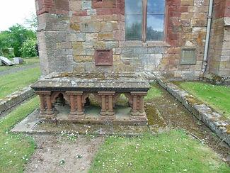 Wemyss Family Plot Haddington East Lothian