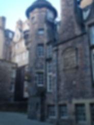 Writers' Museum Lady Stair's House Makars' Court Lawnmarket Edinburgh