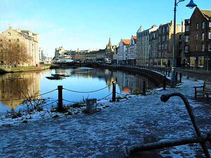 The Shore Leith. Water of Leith to the s