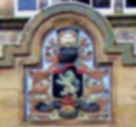 Dundas Crest Melville Castle Edinburgh