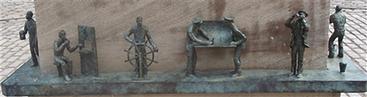 Merchant Seamen's Memorial The Shore Leith