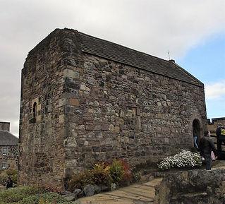 St Margaret's Chapel Edinburgh Castle.JP