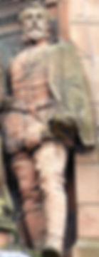 statue of William Maitland scottish national portrait gallery queen street edinburgh