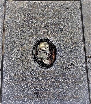 Adam Smith Memorial Paving Stone Canonga