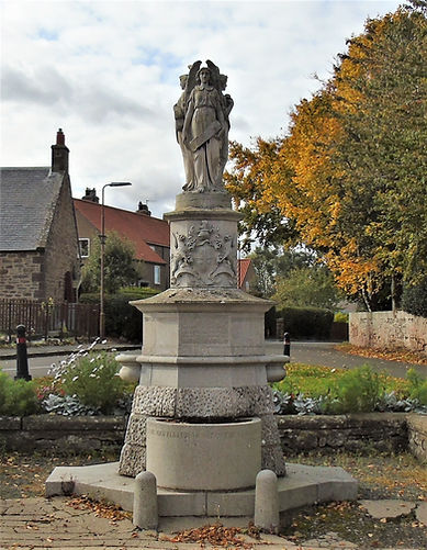 Fletcher Fountain East Saltoun.