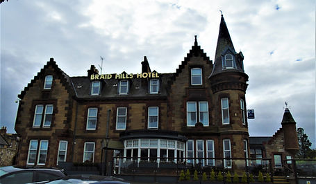 Braid Hills Hotel Edinburgh Scotland