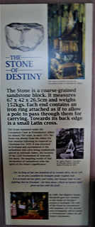 Stone of Destiny History Edinburgh Castle