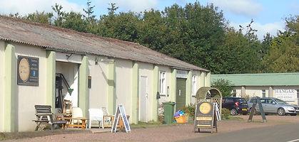 Fenton Barns Shops East Lothian