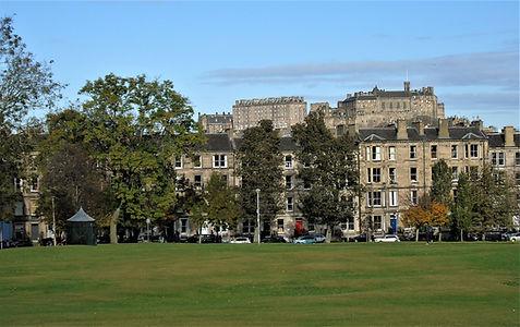 Bruntsfield Links Golf Starter's Box Edinburgh