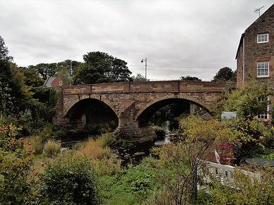 East Linton Village Bridge East Lothian