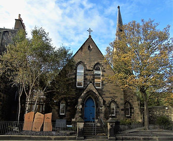 Norwegian Seaman's Church Leith Edinburg