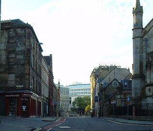 Bristo Place Edinburgh