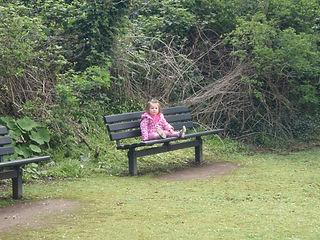 a seat beside duddingston loch edinburgh