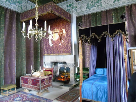 Queen's Bedchamber Royal Palace Stirling