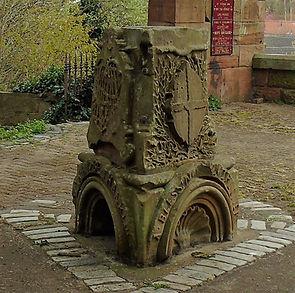 Catherine Sinclair Fountain Remains Newhaven Leith Edinburgh
