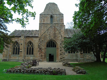 Seton Collegiate Church East Lothian Sco
