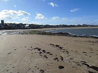 Beaches East Lothian Scotland