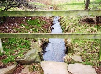 st margaret's well stream arthur seat edinburgh