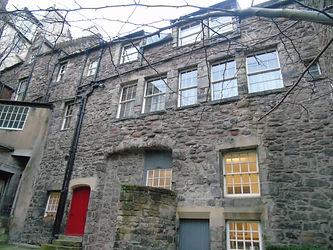 Mowbray House Trunk's Close, Edinburgh