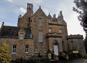 Abden House University of Edinburgh