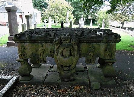 George Hutchison Grave Old Tranent Paris