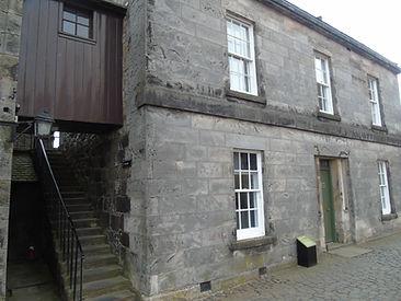 Stirling Castle Fort Major's House