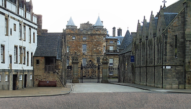 allaboutedinburgh royal mile abbey strand