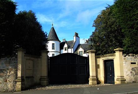 The White House Barnton Edinburgh