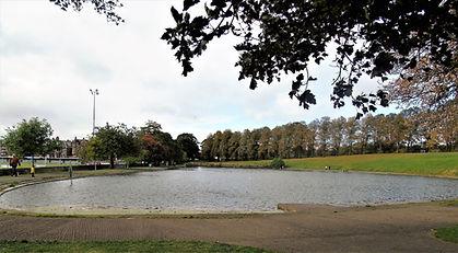 Inverleith Pond Inverleith Park Edinburgh