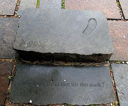 Millenium Stone 2000 Regent Road Edinburgh