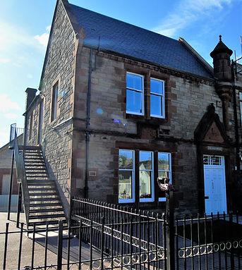 Old Corstorphine Library Edinburgh