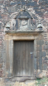 Redhouse Castle (Door) East Lothian