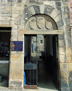 Lord Darnley's House Stirling Attraction