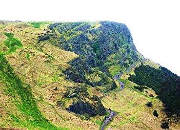 arthur seat edinburgh radical road