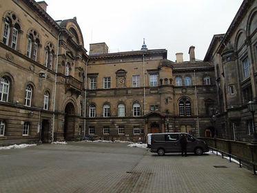 University of Edinburgh Medical School Elsie Inglis Quadrangle