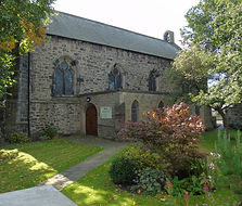 St Triduana shrine St Margaret's edinburgh
