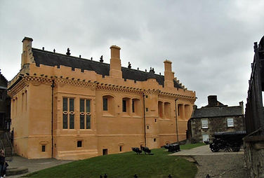 Stirling Castle Great Hall  Outer Close