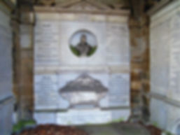 Grayfriars Burial Ground William Adam Architect Edinburgh
