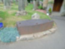 Mort Safe St Cuthberts Colinton Village