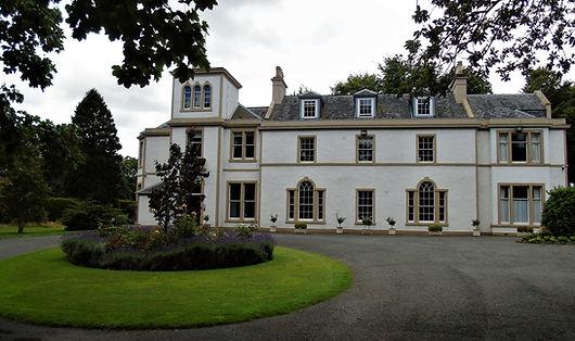 Tenterfield (Sunnybank) House Haddington East Lothian